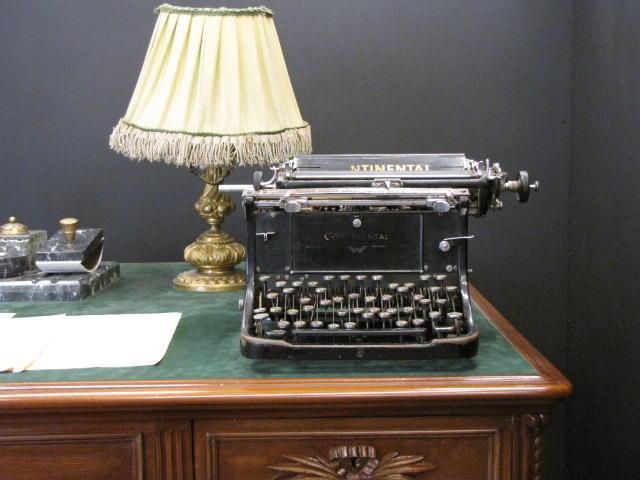 Машинка, печатать, история