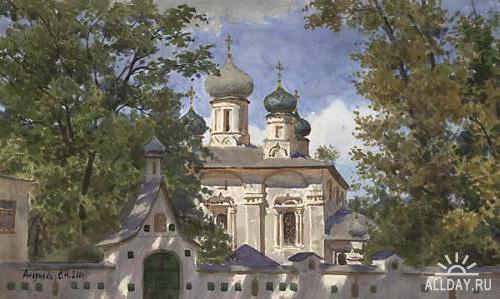 Донской монастырь, оригинал