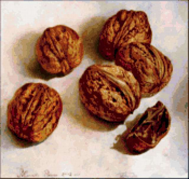 Грецкие орехи, предпросмотр