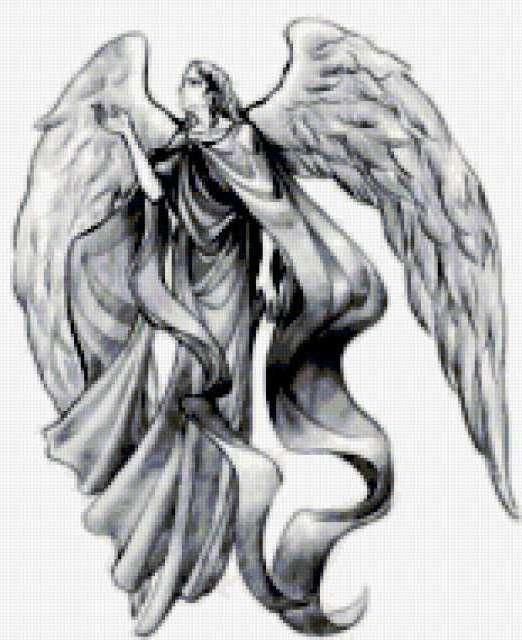Небесный ангел, ангел, религия