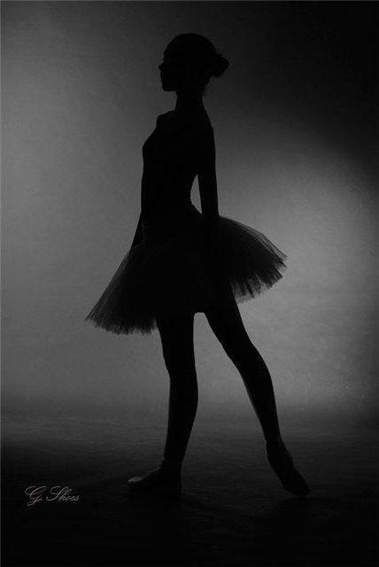 Силуэт 1, тануц, балет,