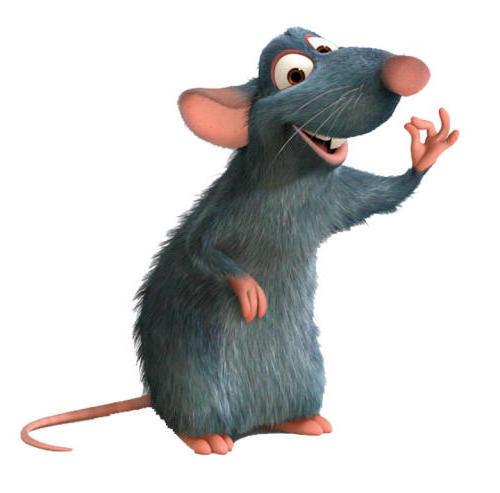 Рататуй, мышь, мульт