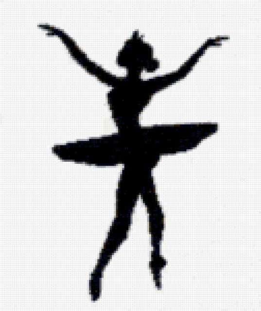 Балерина, предпросмотр