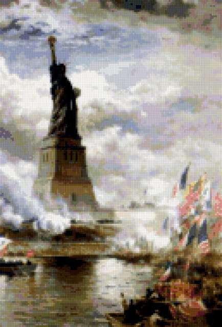 Статуя Свободы, статуя свободы
