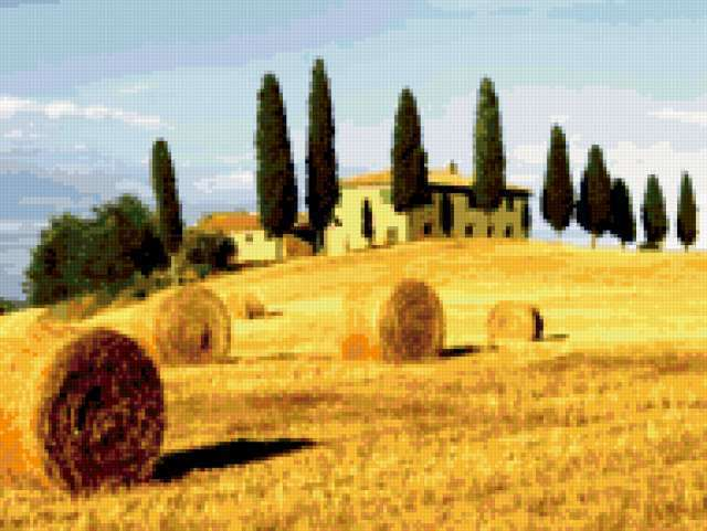 Тоскана, предпросмотр