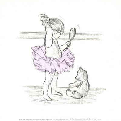 Балеринка, оригинал