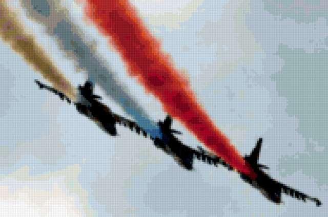 Самолеты, предпросмотр