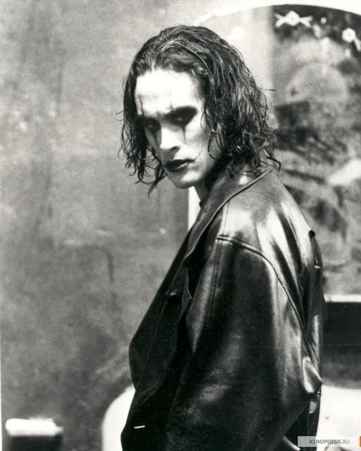 """The crow, кадр из фильма """""""