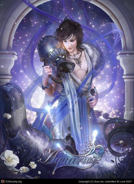 Водолей, зодиак, знаки зодиака