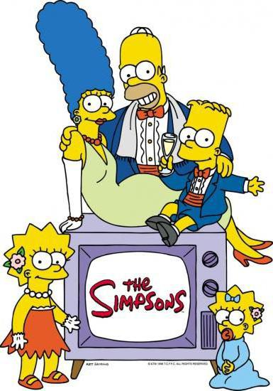Симпсоны, оригинал