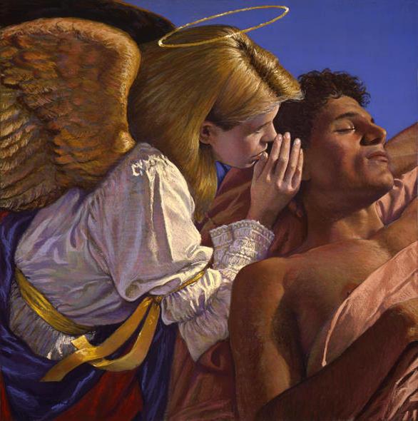 Ангел- хранитель, оригинал