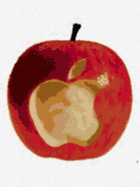 Яблоко, предпросмотр