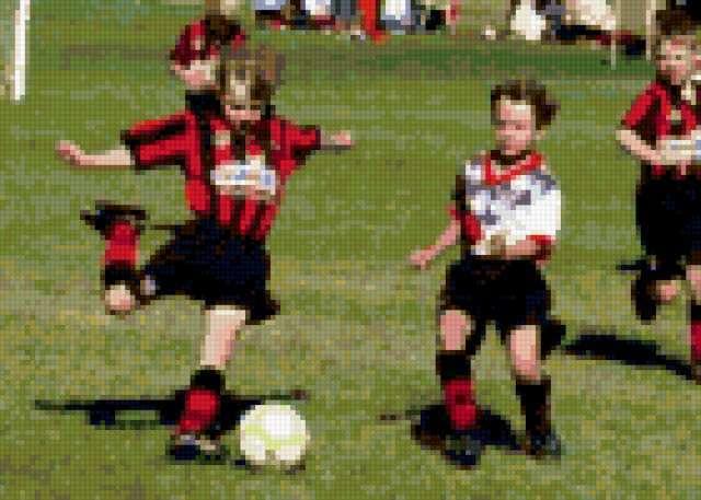 Будущее футбола, предпросмотр