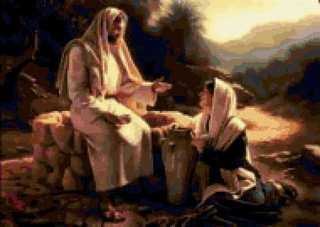 Иисус и Мария, предпросмотр