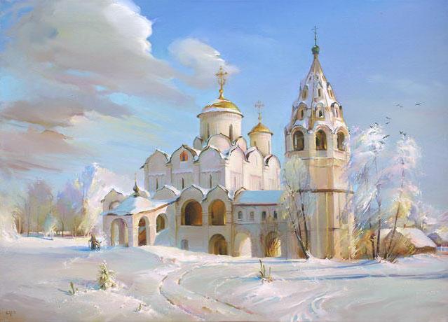 Покровский собор, Суздаль