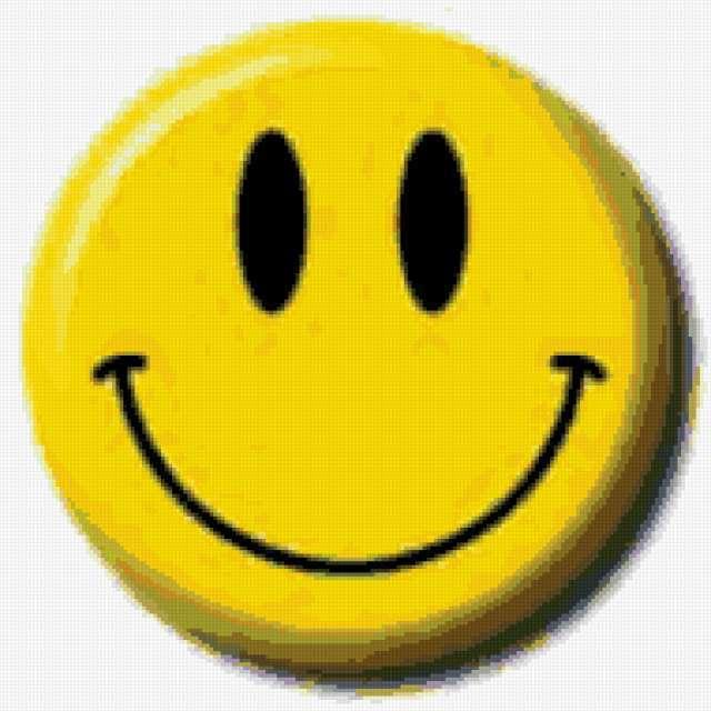 картинка смайлик улыбка: