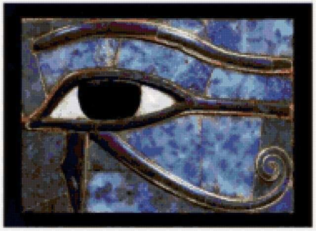 Глаз. Египет, предпросмотр
