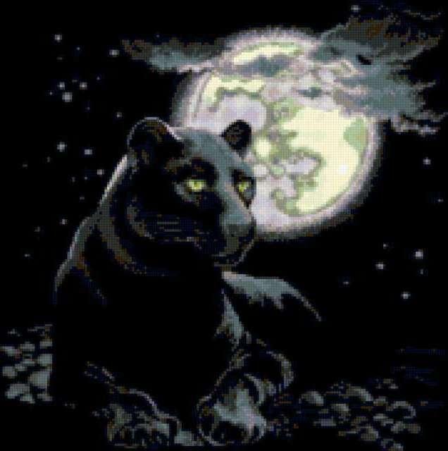 Чёрная пантера, предпросмотр