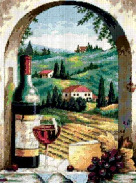 Мечты о Тоскане, предпросмотр