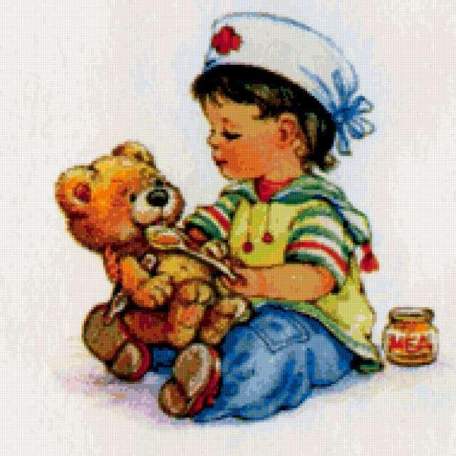 Маленький врач, предпросмотр