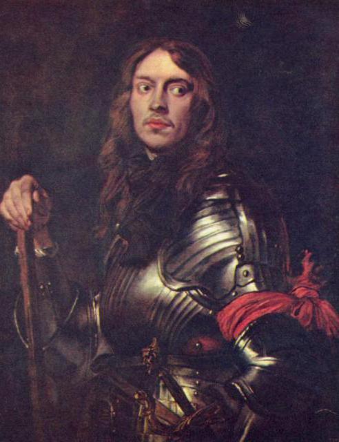 Рыцарь с красной повязкой,