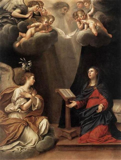 The annunciation, ��������, �������