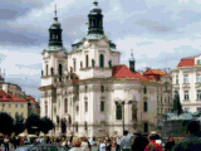 Прага, предпросмотр