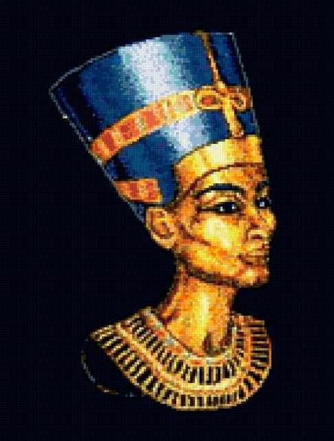 Нефертити, египет