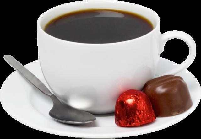 кофем, чашка кофе конфета