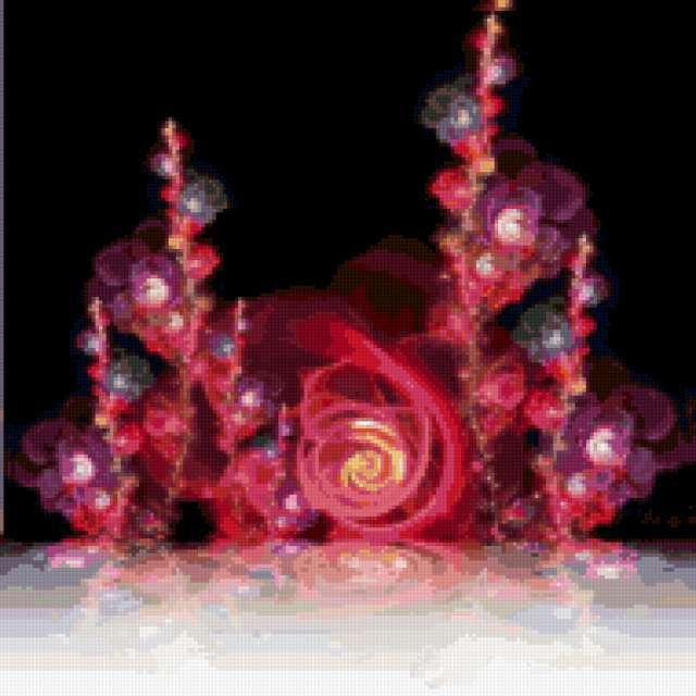 Необычные цветы, необычные