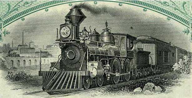 Поезд с доллара, оригинал