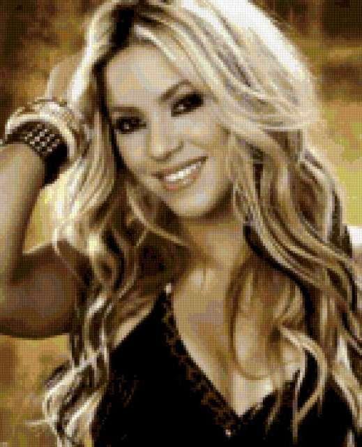 Shakira, предпросмотр