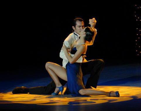 Аргентинское танго, оригинал