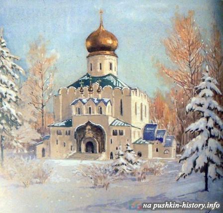 Церковь, церковь, вера, зима,