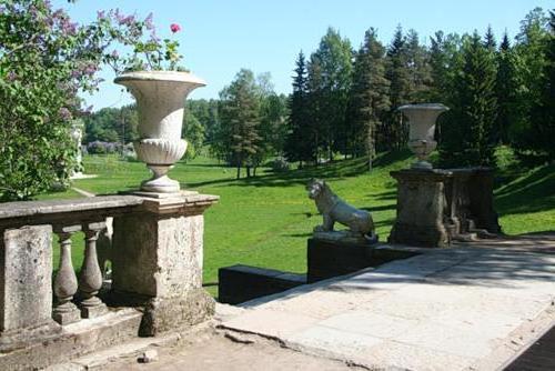 Павловск, парк, оригинал