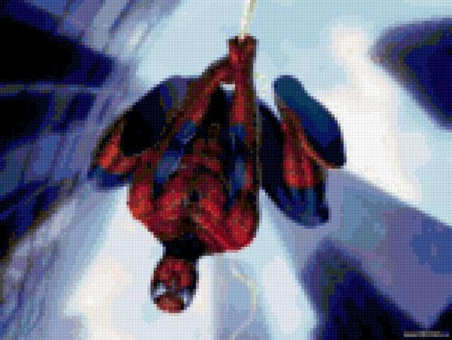 Человек - паук, человек - паук