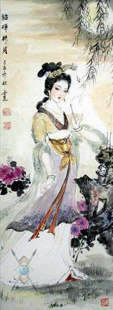 Античная красота, китай