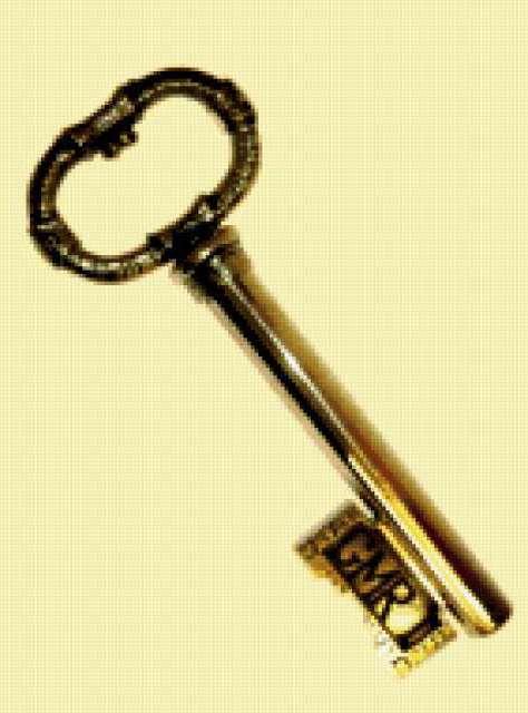 Ключ, предпросмотр