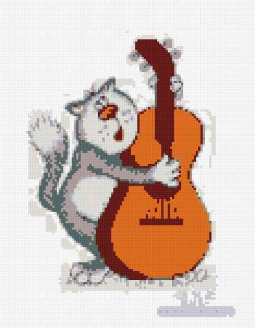 Гитарист, предпросмотр