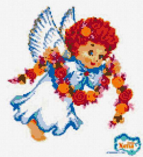 Ангелочек, предпросмотр