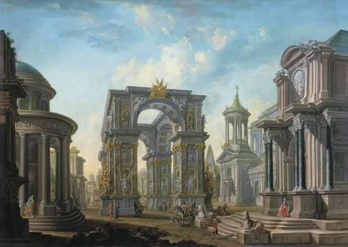 Античная архитектура, оригинал