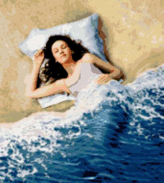 Сон у моря, предпросмотр