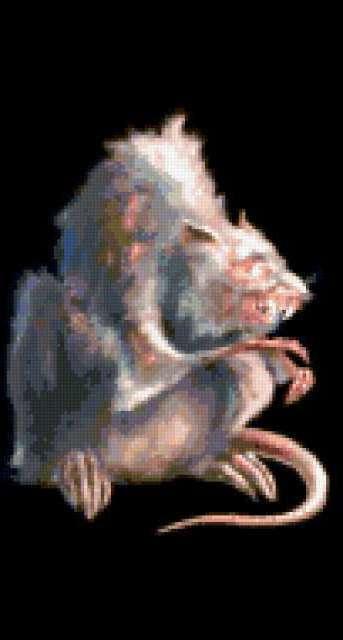 Крыса, предпросмотр