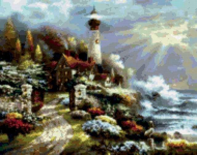 Серия маяки, предпросмотр