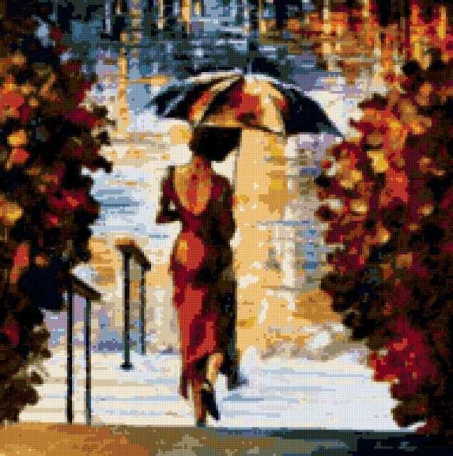 Дождь в париже, предпросмотр