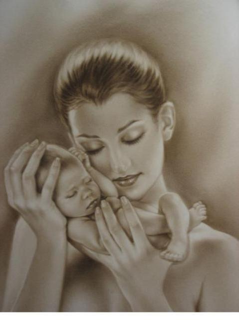 Материнство, женщины