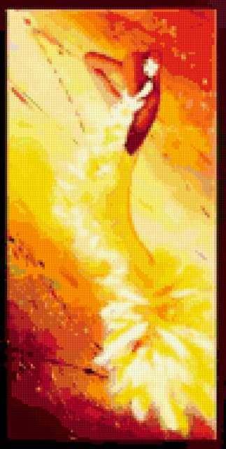 Триптих фламенко (1ч)