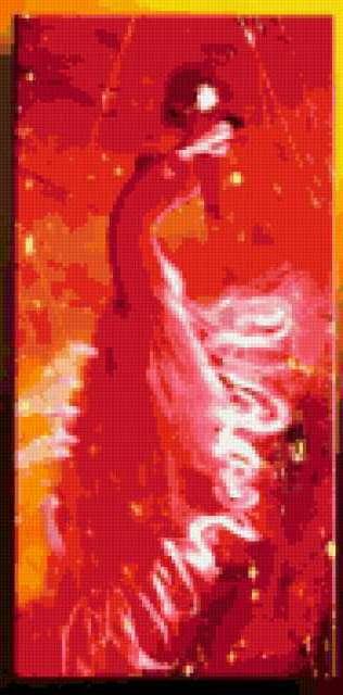 Триптих фламенко (3ч)