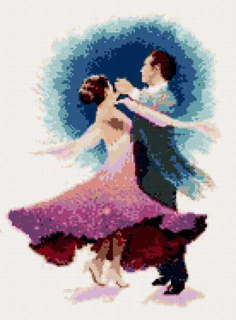 В вихре вальса, вальс, танец,