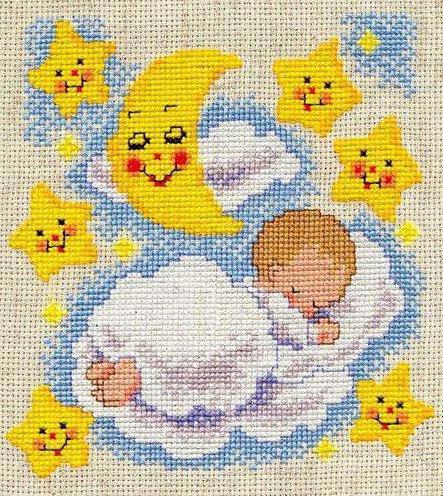 Сон младенца, младенец, малыш,
